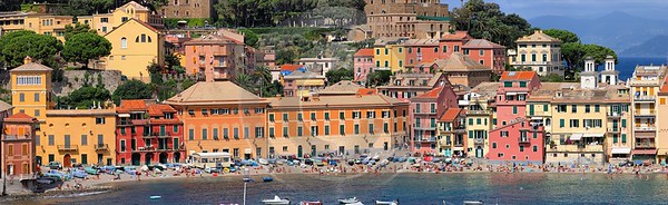 Sestri Levante Port Ocean Boat Beach Fine Art Photography Galleries Fine Art Fotografie Island - 002069 - 17-08-2007 - 13663x4181 Pixel