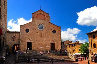San Gimignano Church