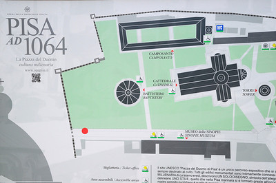 "Pisa map of ""miracle square"""