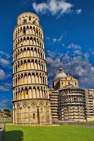 Livorno, Italy:  Pisa and San Gimignano