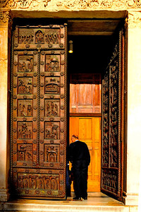 Pisa Baptistery Doors