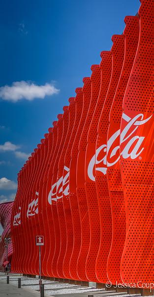 I 'd Like to Buy the World a Coke