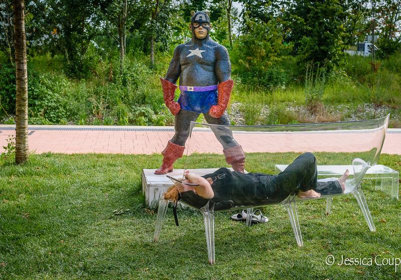 Super Hero Protection