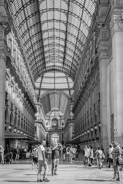 World's Oldest Shopping Mall