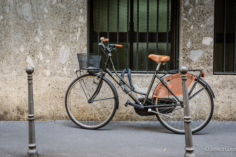 Bike at the Window