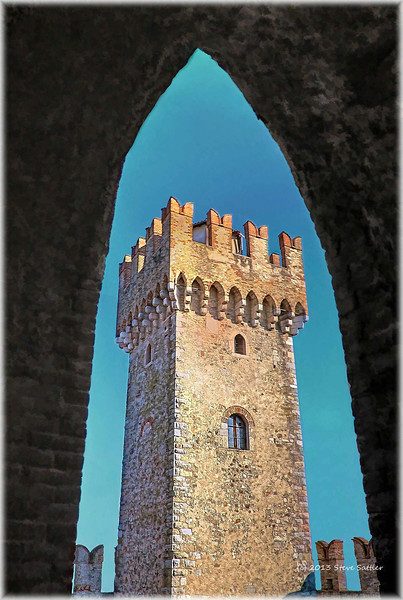 Sirmione Castle - Italy