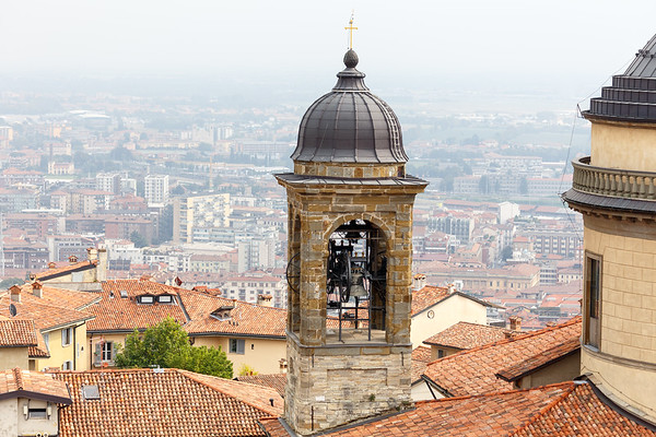 Bell tower Cathedral of Sant'Alessandro