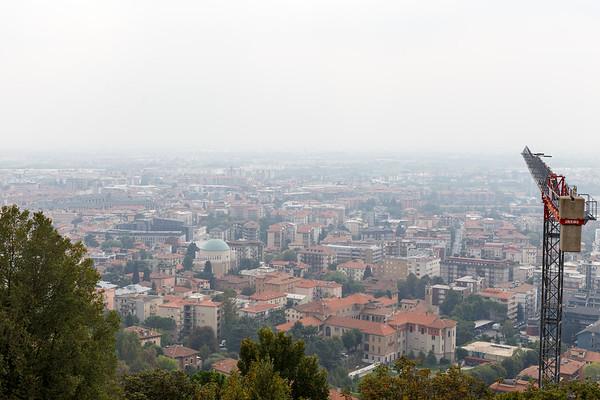 Viewpoint of Venetian Walls
