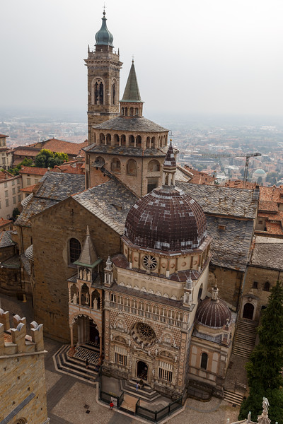 Basilica di Santa Maria Maggiore and Cappella Colleoni