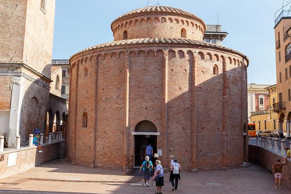 San Lorenzo rotunda