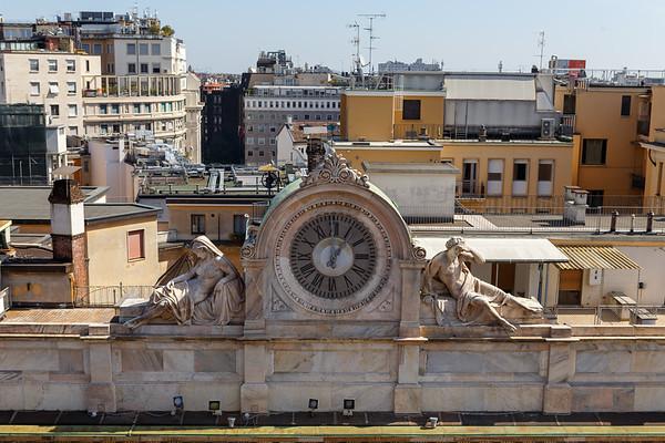 Veneranda Fabbrica's Clock Tower