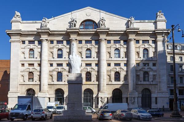 Palazzo Mezzanotte - Borsa Italiana