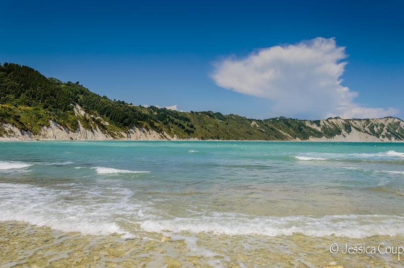 Beaches of Ancona