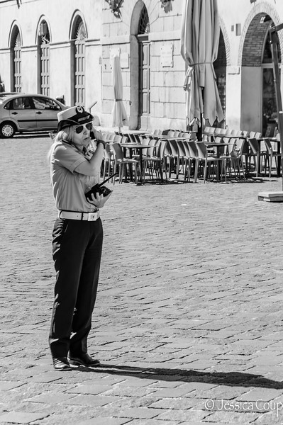 Ancona Traffic Polizia