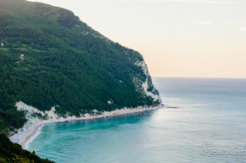 Ancona Coast line