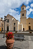 The Church of Madonna della Lobra in the village of Massa Lubrense, Italy.