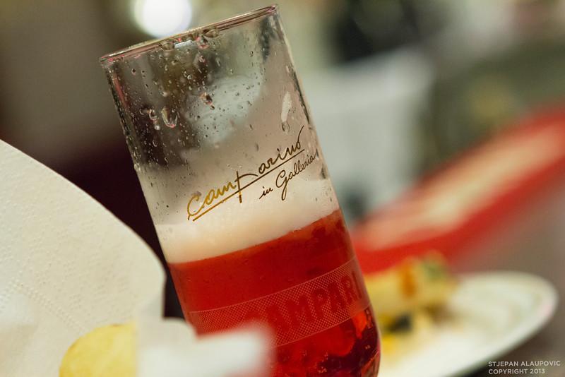 Campari Drink