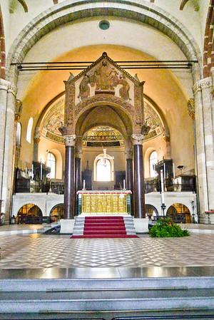 Basilica of Saint Ambrogio