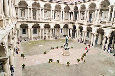 Pinacoteca di Brera Gallery