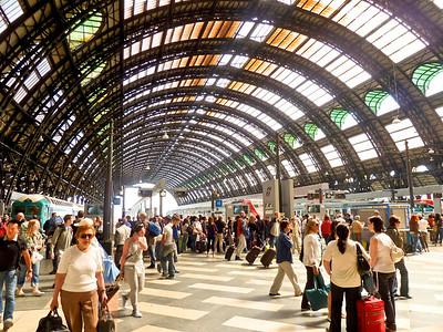 Milan Train Station - Stazione Centrale