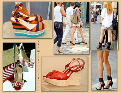 Via Montenapoleone - Milan's Fashion District