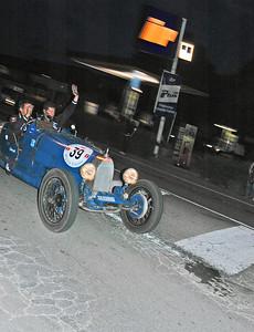 1927 Bugatti T37 (Italy)