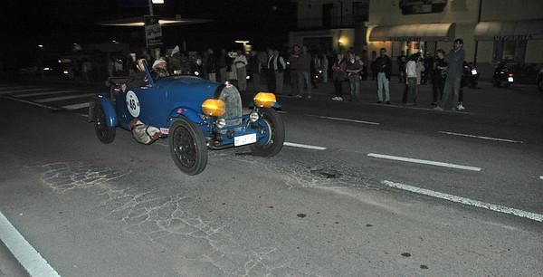 1929 Bugatti T 40  (Italy)