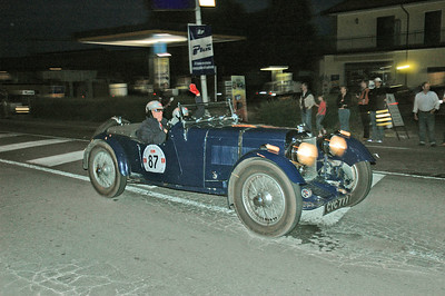 1933 Aston Martin Le Mans (USA)