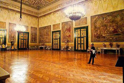 Sala di Ercole in the Palazzo Reale