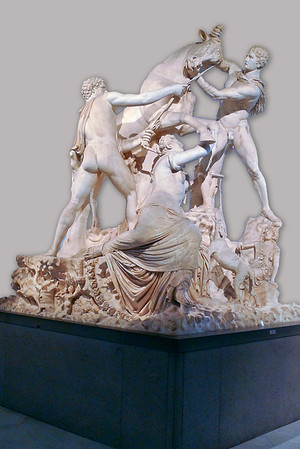 National Archeological Museum  -  Farnese Bull