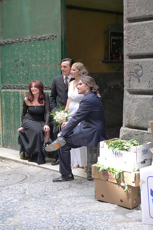 Wedding street photos