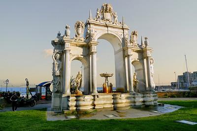 Immacolatella Fountain