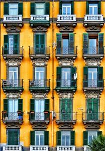 """""""Napoli Finestre"""" - Napoli, Italia"""