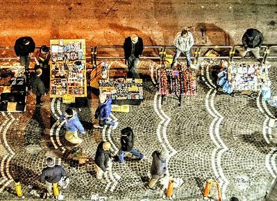 """Street Vendors"" - Napoli, Italia"