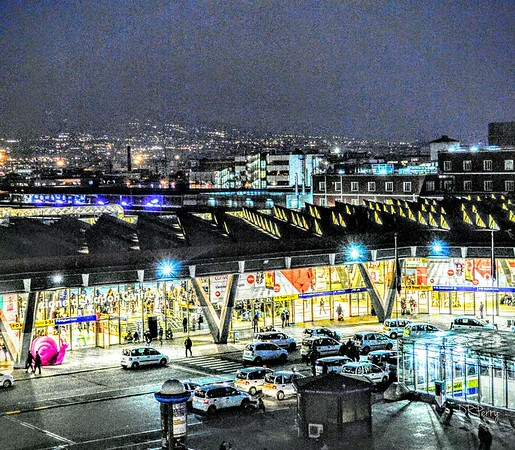 """""""Napoli Centrale"""" - Napoli, Italia"""