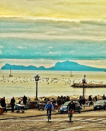 """Relaxing Evening"" - Napoli, Italia"