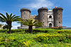 Castle Nuovo in Naples, Italy.