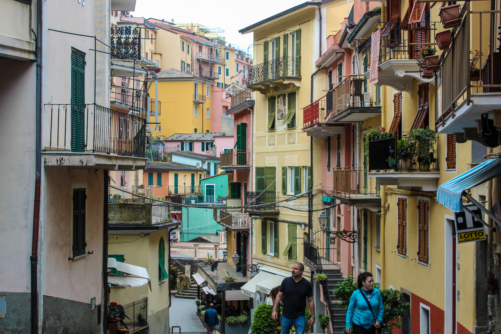 include the tangled streets of cinque terre on your first trip to italy itinerary