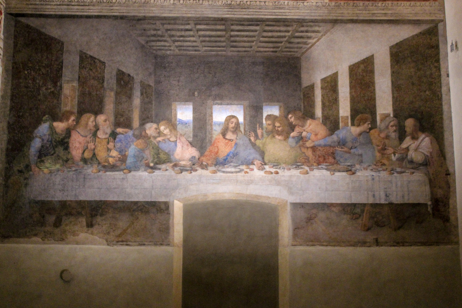 part of italy solo female travel is seeing great art like the last supper
