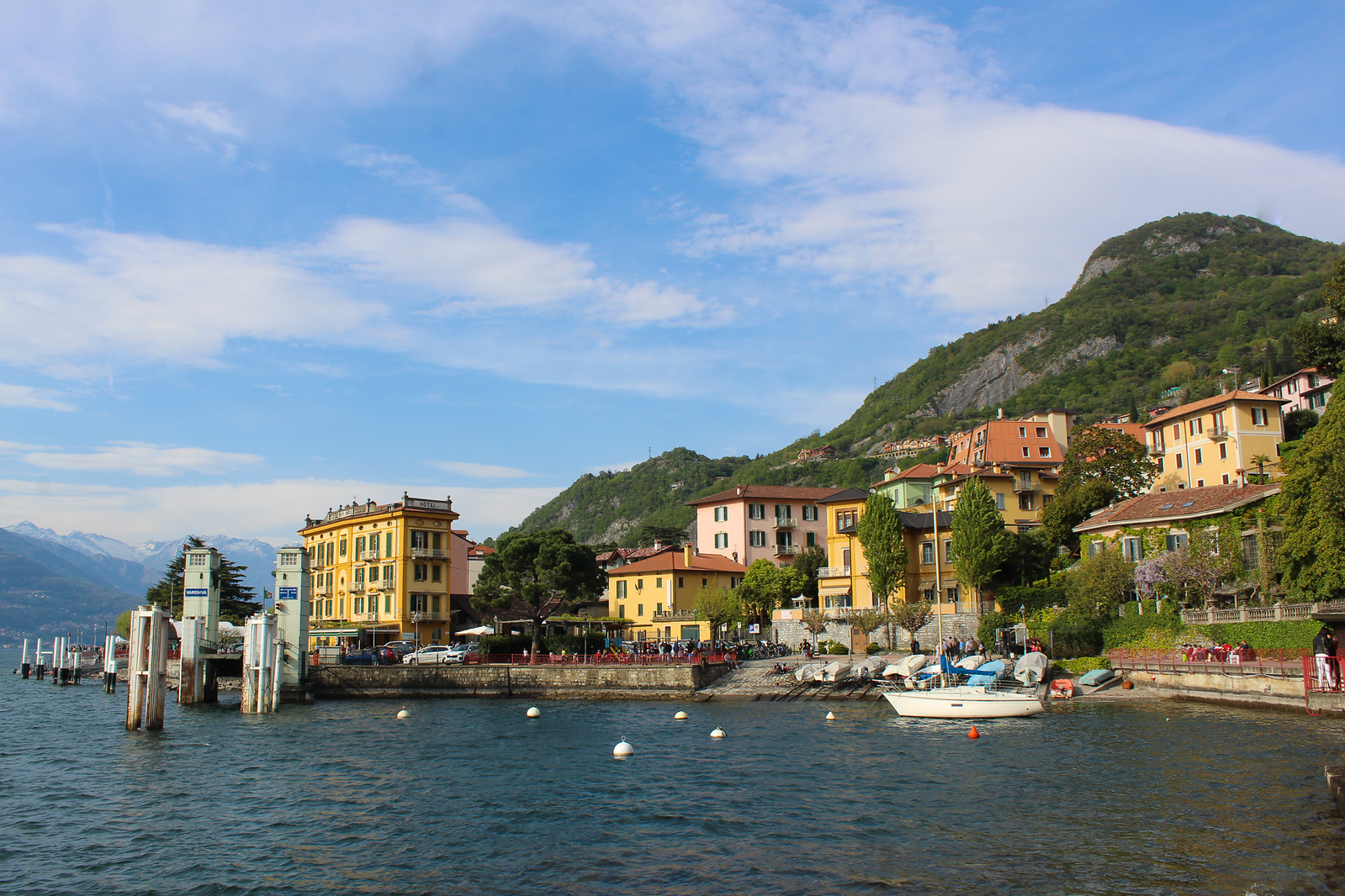 on a day trip to lake como from milan don't skip varenna