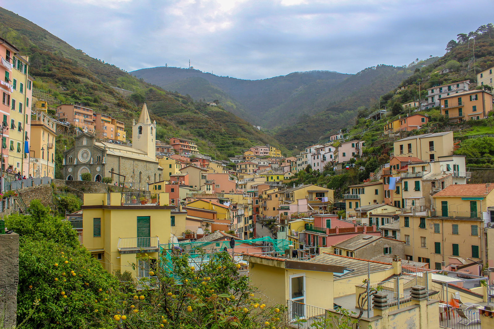 need the best place to stay in cinque terre? look no further