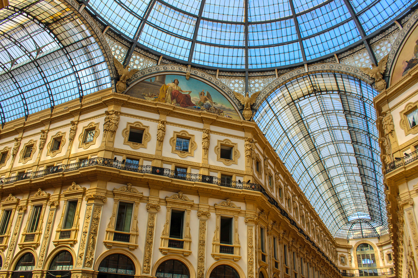 first time europe travel? milan is a safe and easy city