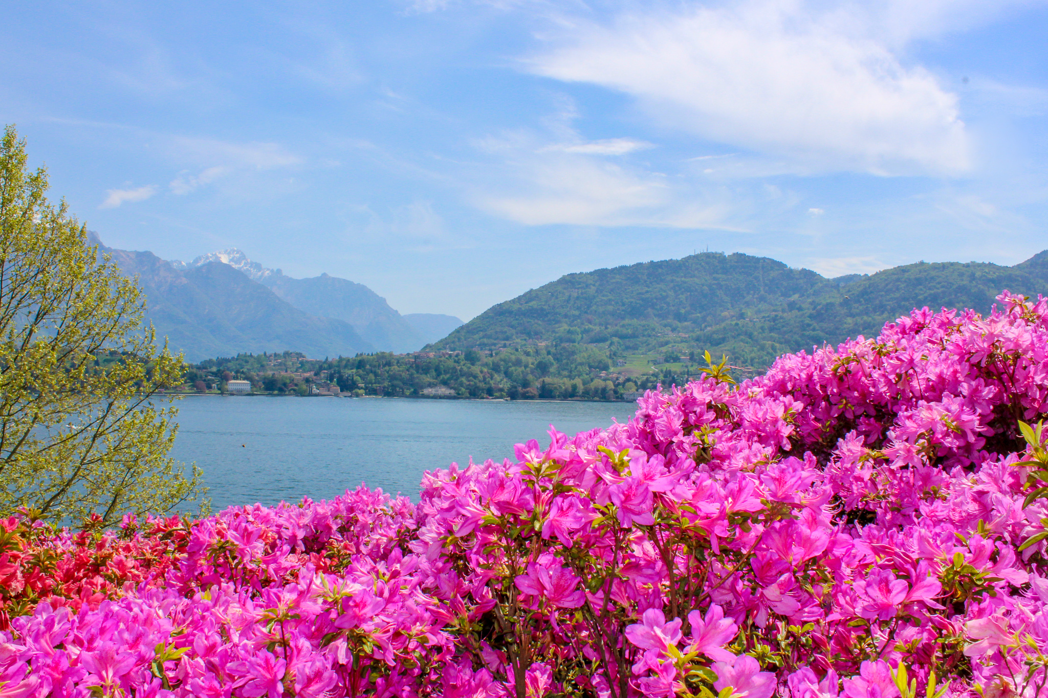 need first trip to italy suggestions? go to como!