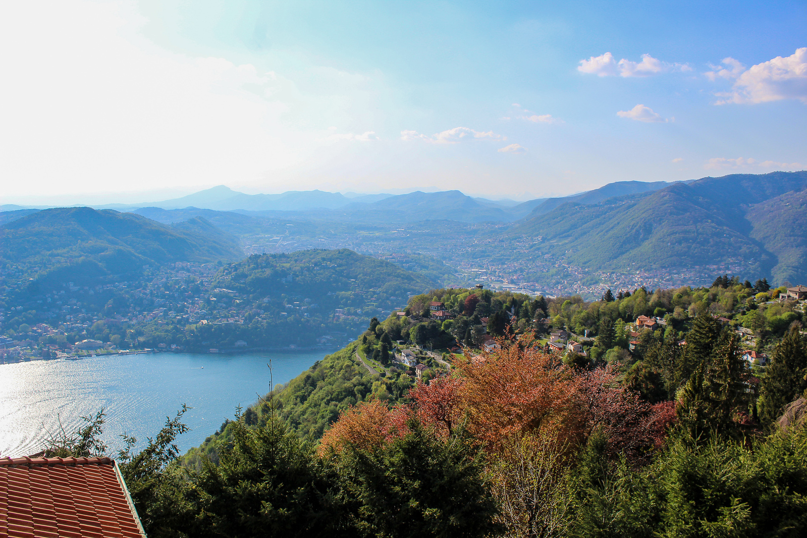 lake como one day trip if you have time take the funicular
