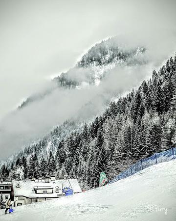 """Ortisei in Snow"" - Ortisei, Italia"