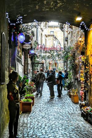 """Orvieto Christmas Market 2015"""
