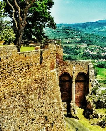 """""""Garden Overlook"""" - Orvieto, Italia"""