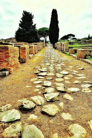 """A Path to History"" - Ostia Antica"