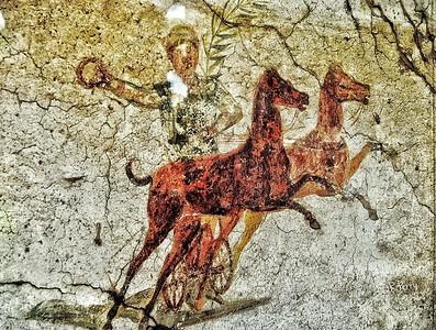 """Treasured Accomplishment"" - Ostia Antica"