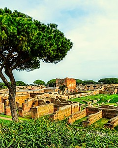 """Once Upon A Time"" - Ostia Antica"
